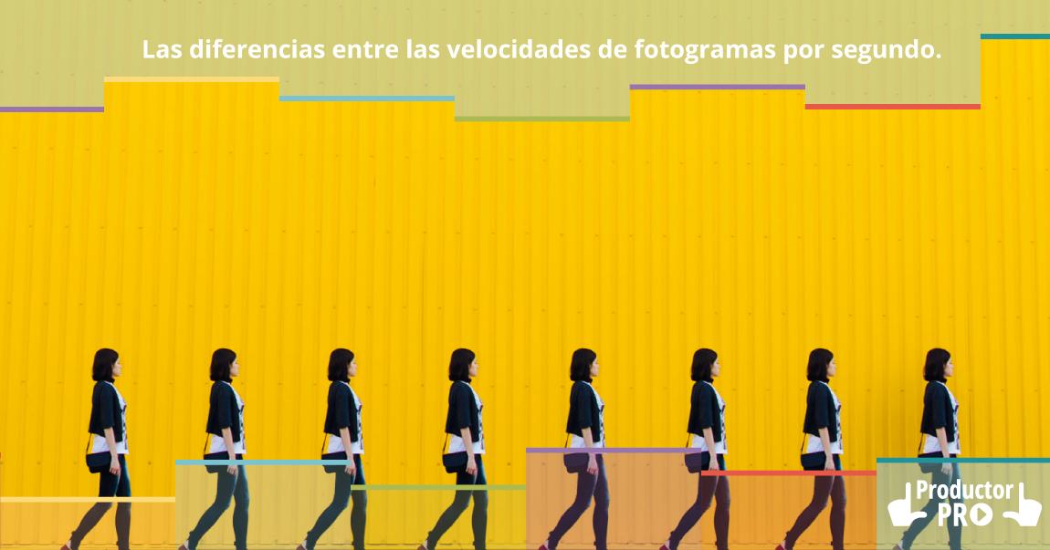 Las diferencias entre las velocidades de fotogramas por segundo ...